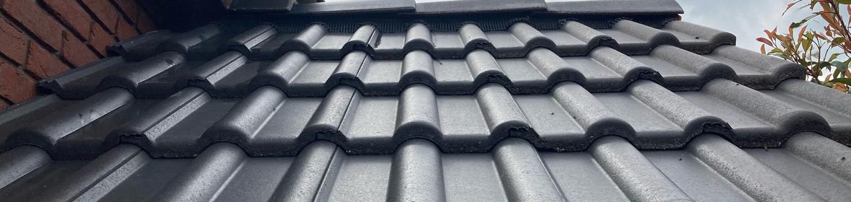 Ukázka realizace - Čištění střechy v Sezemicích