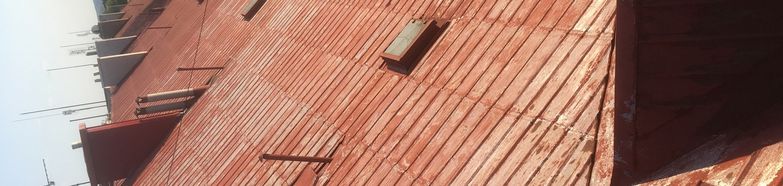 Ukázka realizace - Nátěr střechy v Opavě