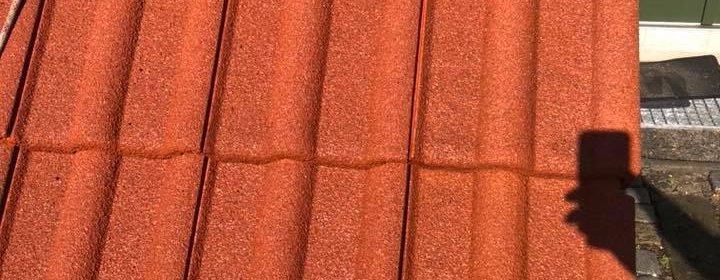 Ukázka realizace - Čištění střechy v Bruntálu
