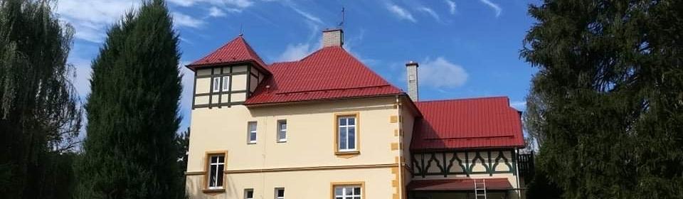 Ukázka realizace - Nátěr střechy v Bohdíkově